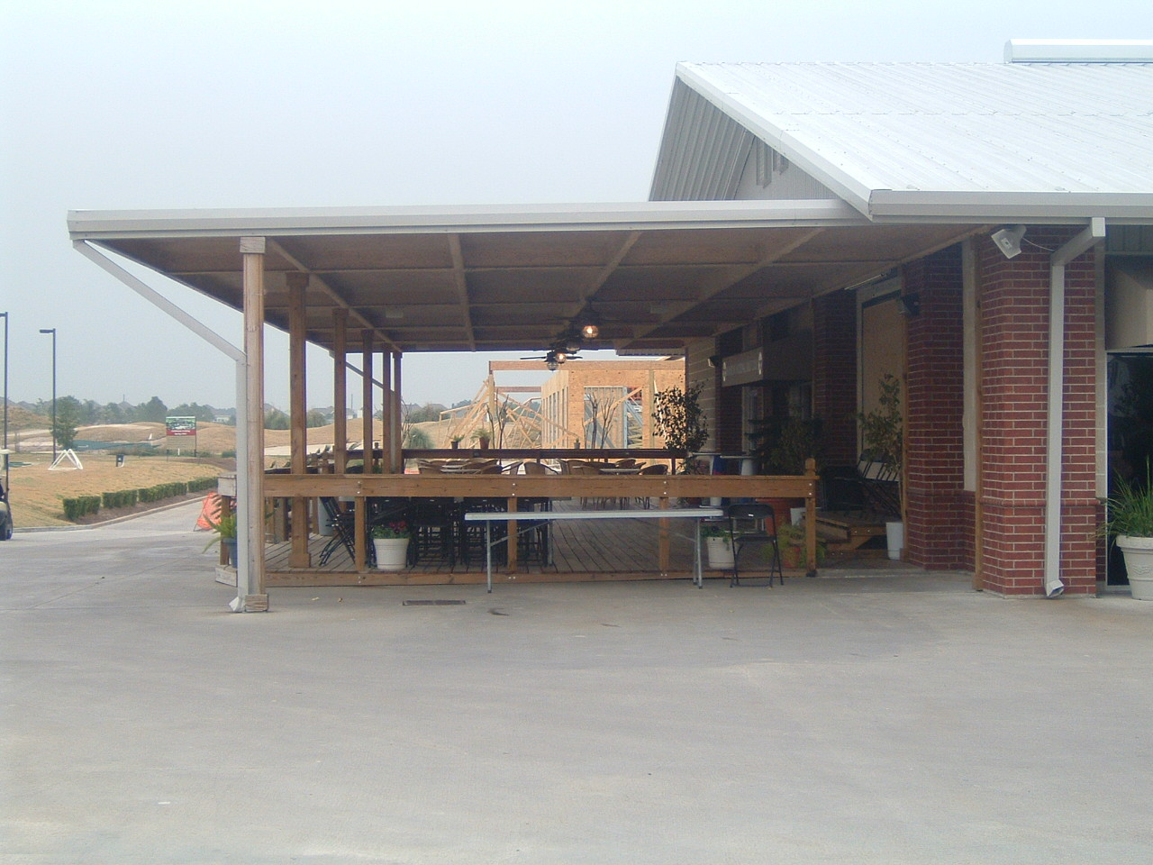 Carports Of Texas We Can Handle Your Commercial Projects