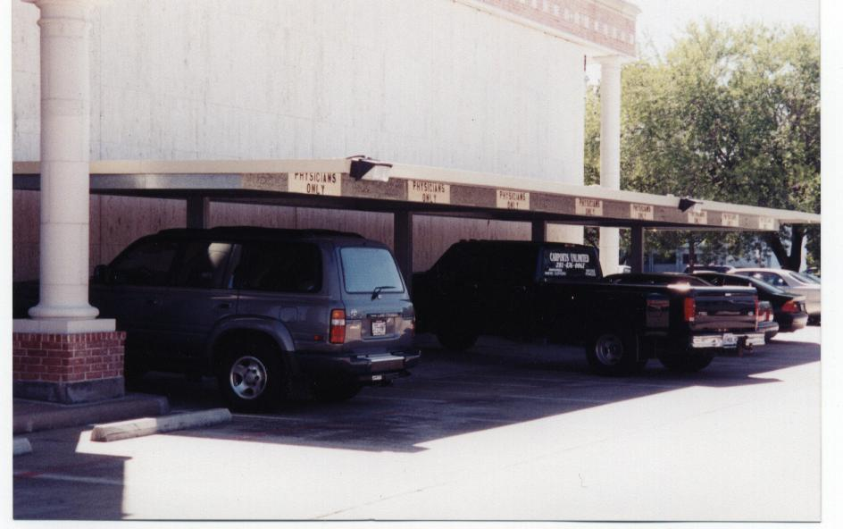 Carports Of Texas Cantilever Carports Specializing In